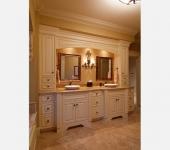 Cabico inset vanity