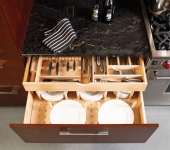 Cabico drawer plate rack