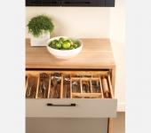 Cabico wide utensil tray